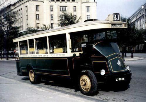 Autobus anciens